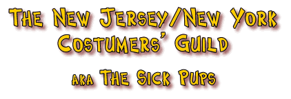 New Jersey New York Costumers Guild - The Sick Pups