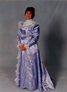 1898 Gown by Kathy Draves