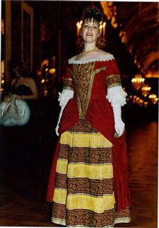 Versailles Gown by Kathy Draves